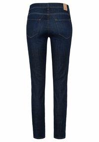 BRAX - SHAKIRA  - Jean slim - used dark blue - 6