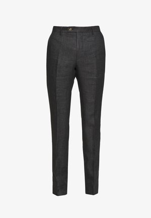 CRAIG NORMAL - Suit trousers - dark blue