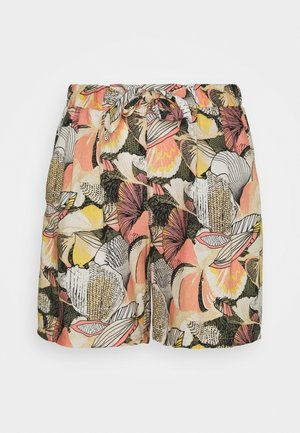 ILISE  - Shorts - peach combi