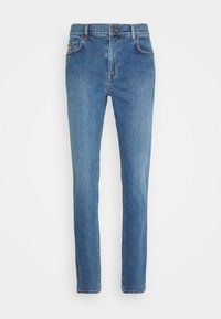 MOSCHINO - TROUSERS - Slim fit jeans - blue - 4
