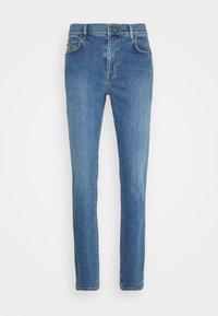 TROUSERS - Slim fit jeans - blue