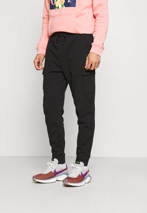 CARGO - Teplákové kalhoty - true black