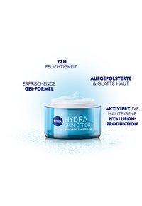 Nivea - HYDRA SKIN EFFECT WAKE-UP GEL DAY CARE - Face cream - - - 1