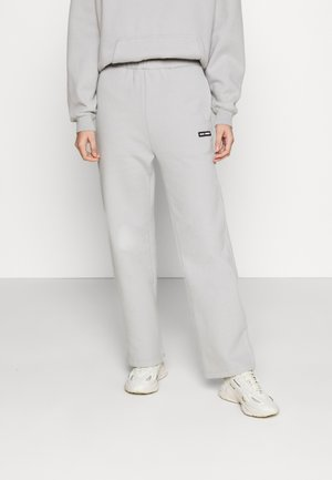 FRENCHTERRYPANT - Tracksuit bottoms - pearlriver