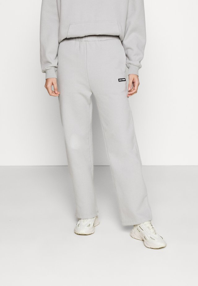 FRENCH TERRY PANT - Joggebukse - pearl river