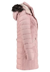 TOM TAILOR - MIT KAPUZE - Winter coat - light pink - 3