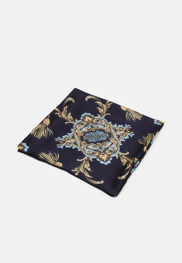 Šátek - navy
