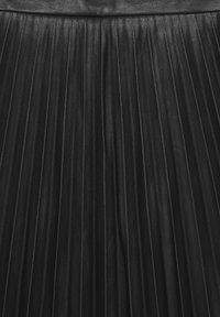 ICHI - IHLOVITA  - Jupe trapèze - black - 5