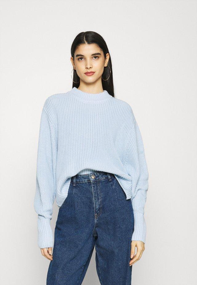 DARLA - Pullover - blue bright