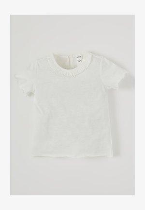 T-shirt basic - ecru