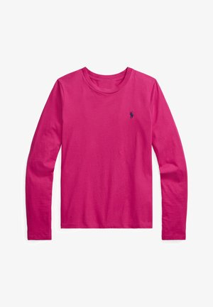 Long sleeved top - sport pink