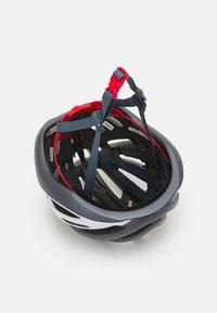 Giro - AGILIS UNISEX - Helm - matte portaro grey/white/red - 3