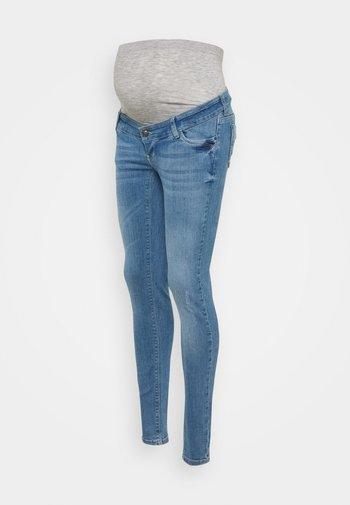 MLLONDON ORGANIC - Jeans Skinny Fit - blue denim