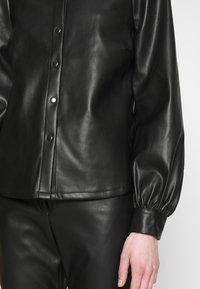 Vero Moda - VMSERENA SHIRT - Camisa - black - 7