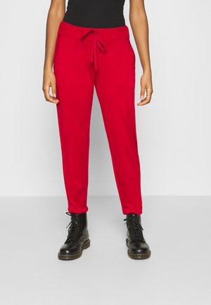 ONLAUBREE LOOSE PANTS  - Tracksuit bottoms - scooter