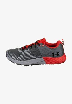 Zapatillas de entrenamiento - pitch grey / versa red