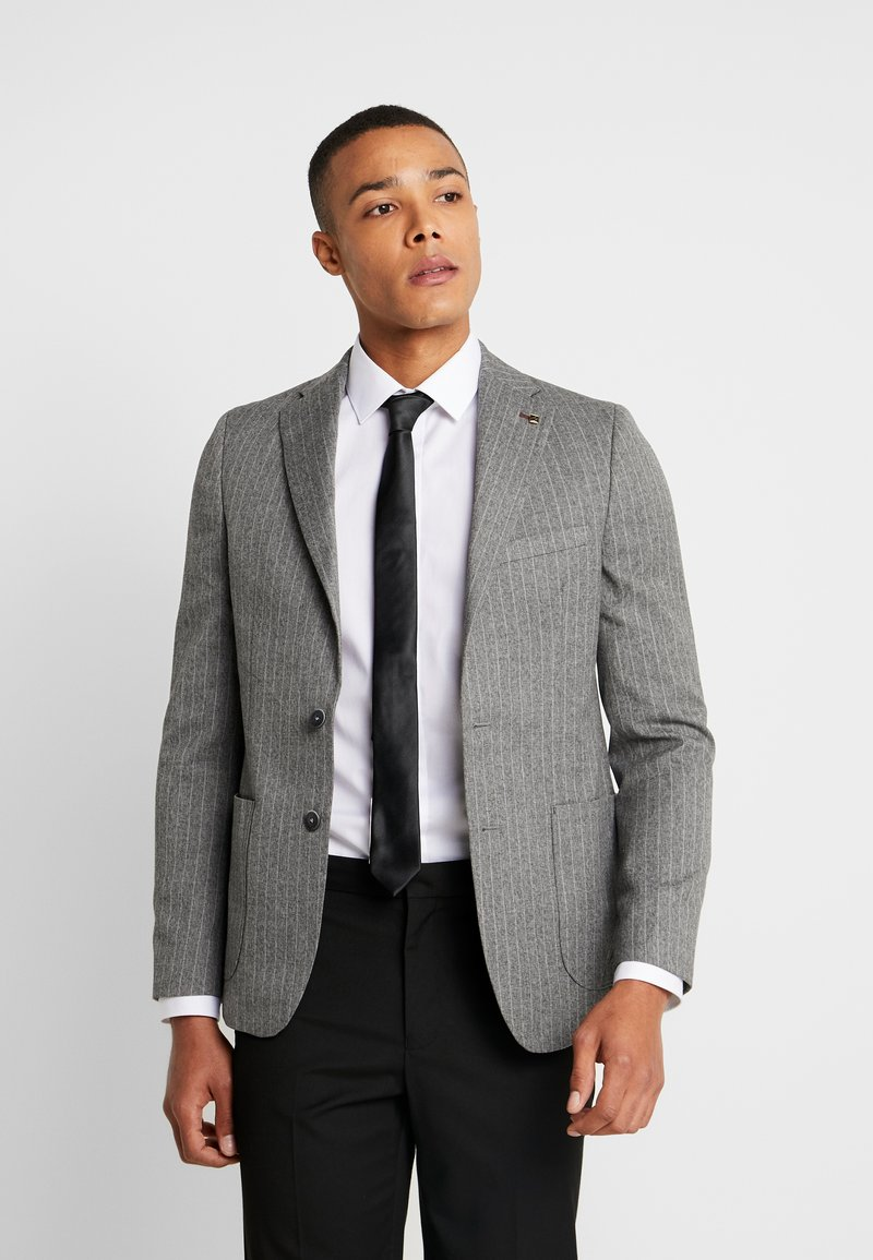 Burton Menswear London - CHALK BLAZER - Suit jacket - grey
