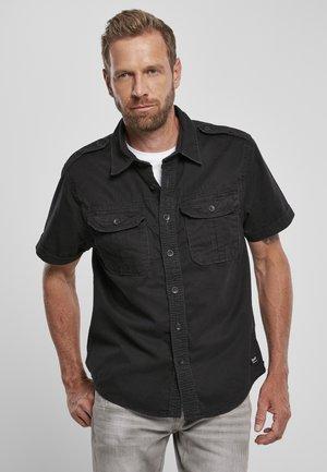 VINTAGE - Shirt - black