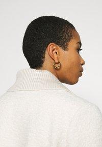 Sisley - COAT - Cappotto classico - offwhite - 5