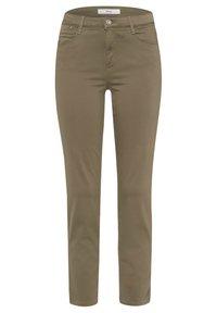 BRAX - STYLE SHAKIRA S - Slim fit jeans - khaki - 6