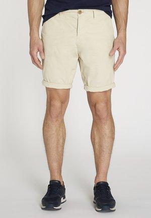 POPLIN - Shorts - beige