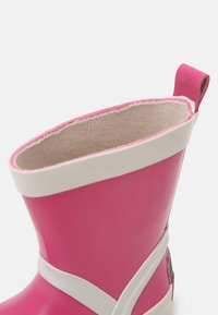 Playshoes - UNISEX - Kumisaappaat - pink - 6