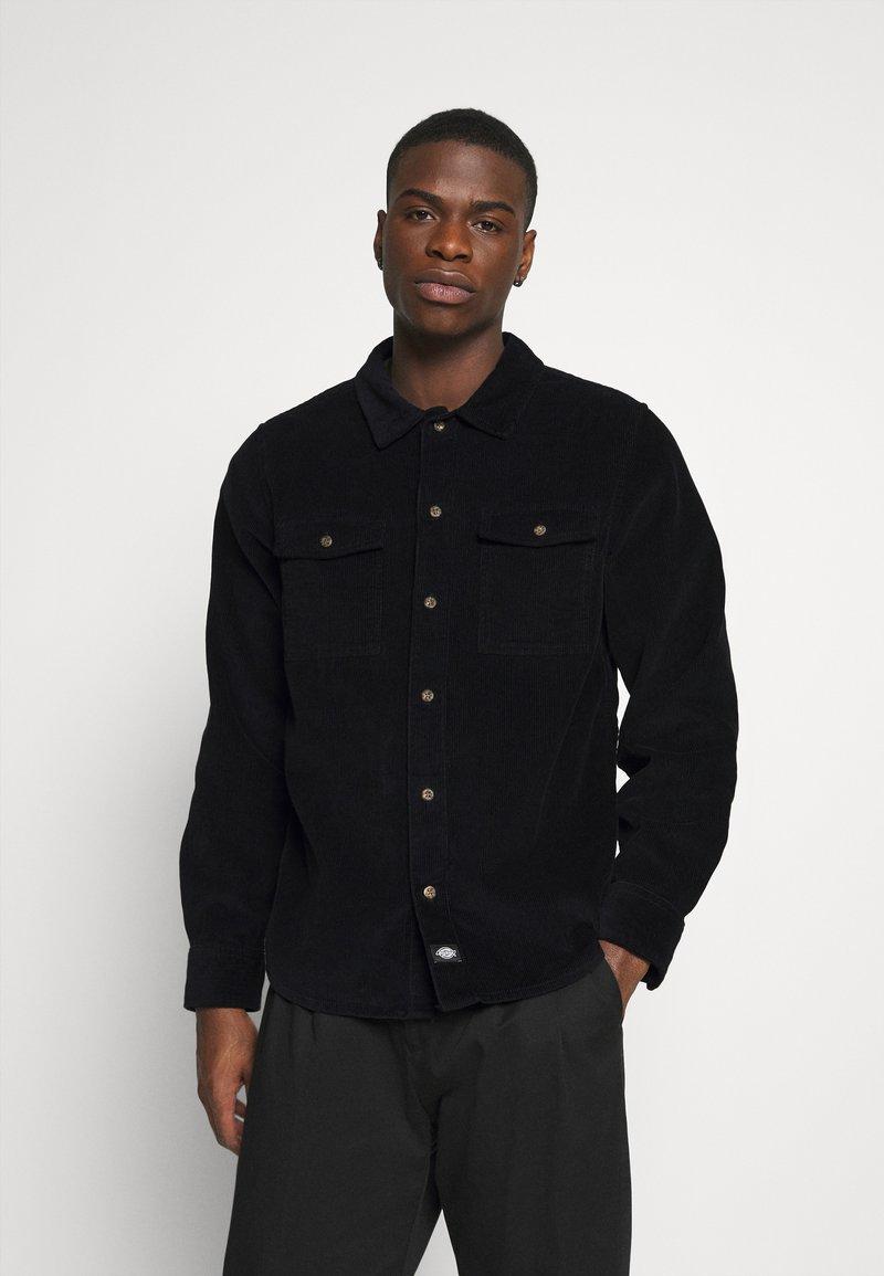 Dickies - FORT POLK CORD - Shirt - black