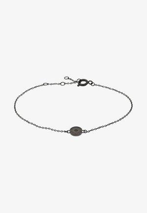 MIT ANHÄNGER - Bracelet - black