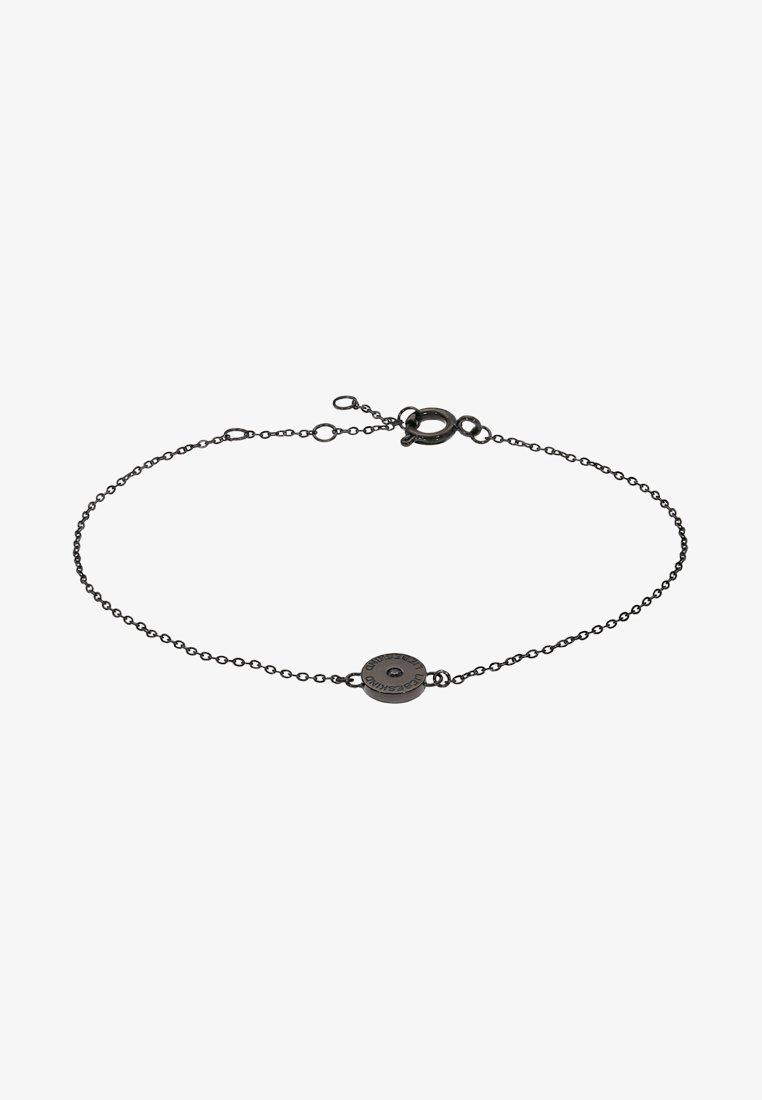 Liebeskind Berlin - MIT ANHÄNGER - Bracelet - black