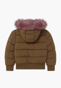 Benetton - FOREST FRIENDS - Zimní bunda - brown - 1