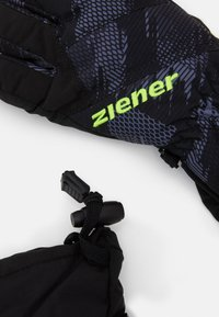 Ziener - AGIL GLOVE JUNIOR UNISEX - Gloves - black - 2