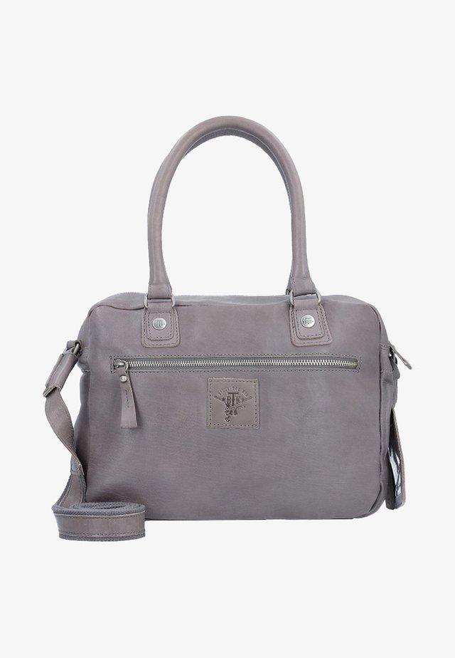 FLORENCE  - Handbag - stonegrey