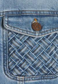 See by Chloé - Denim dress - shady cobalt - 2