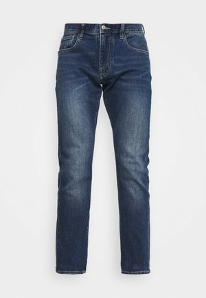 5 POCKET PANT - Slim fit jeans - indigo denim