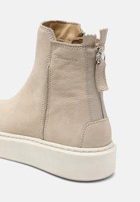 Tamaris - Platform ankle boots - antelope - 5