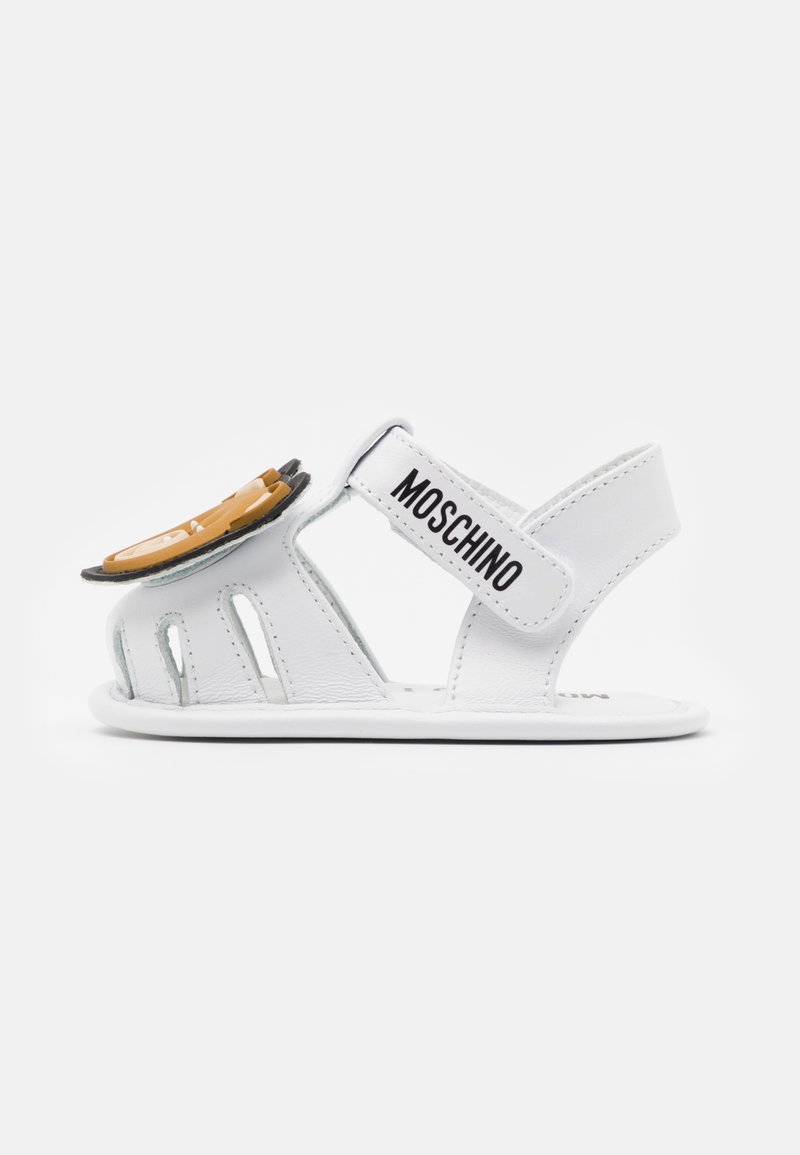 MOSCHINO - UNISEX - First shoes - white