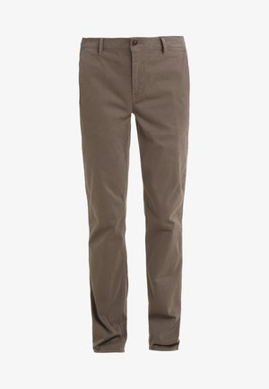 REGULAR FIT - Pantalon classique - brown