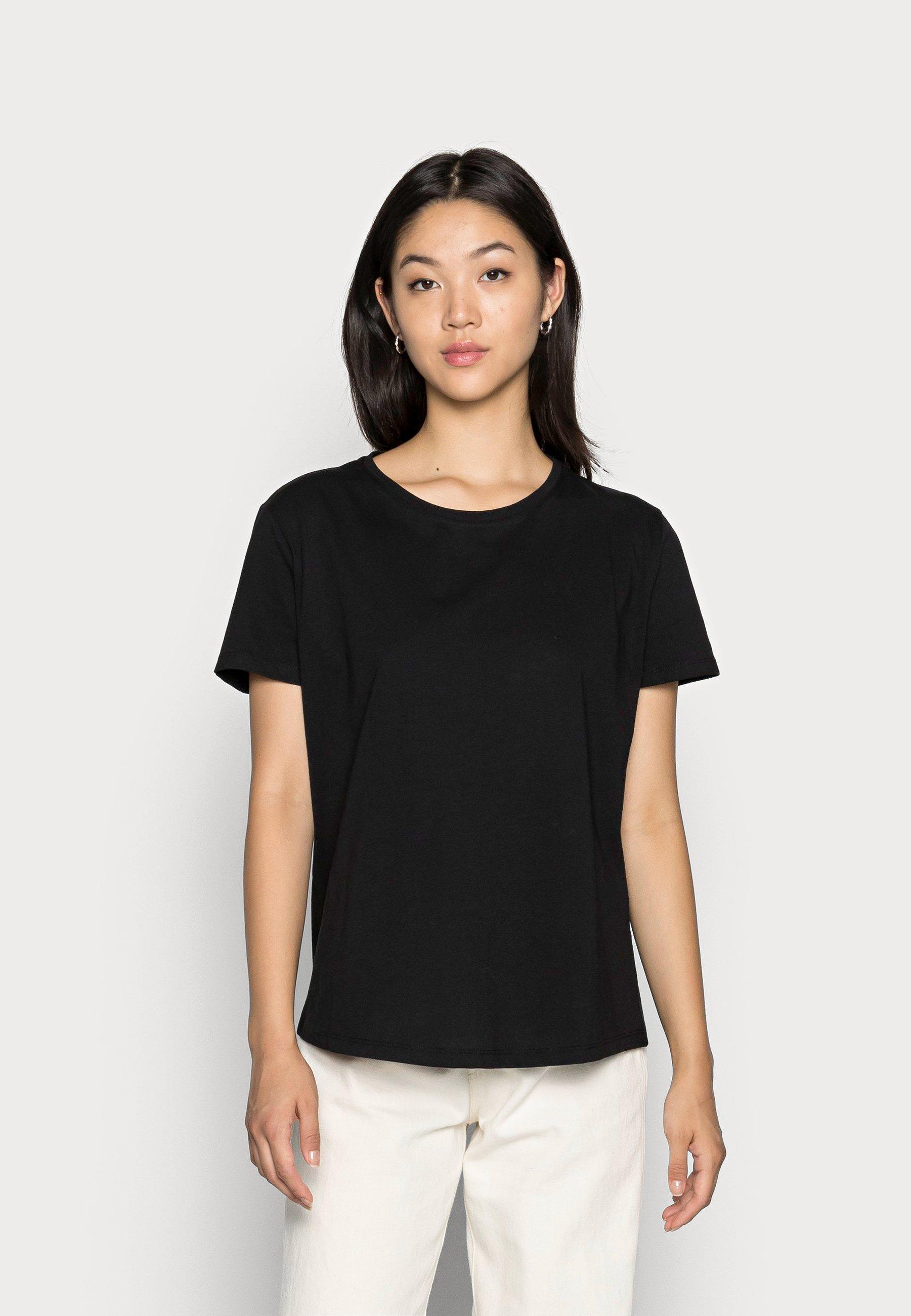 Femme TEE 2 PACK - T-shirt basique
