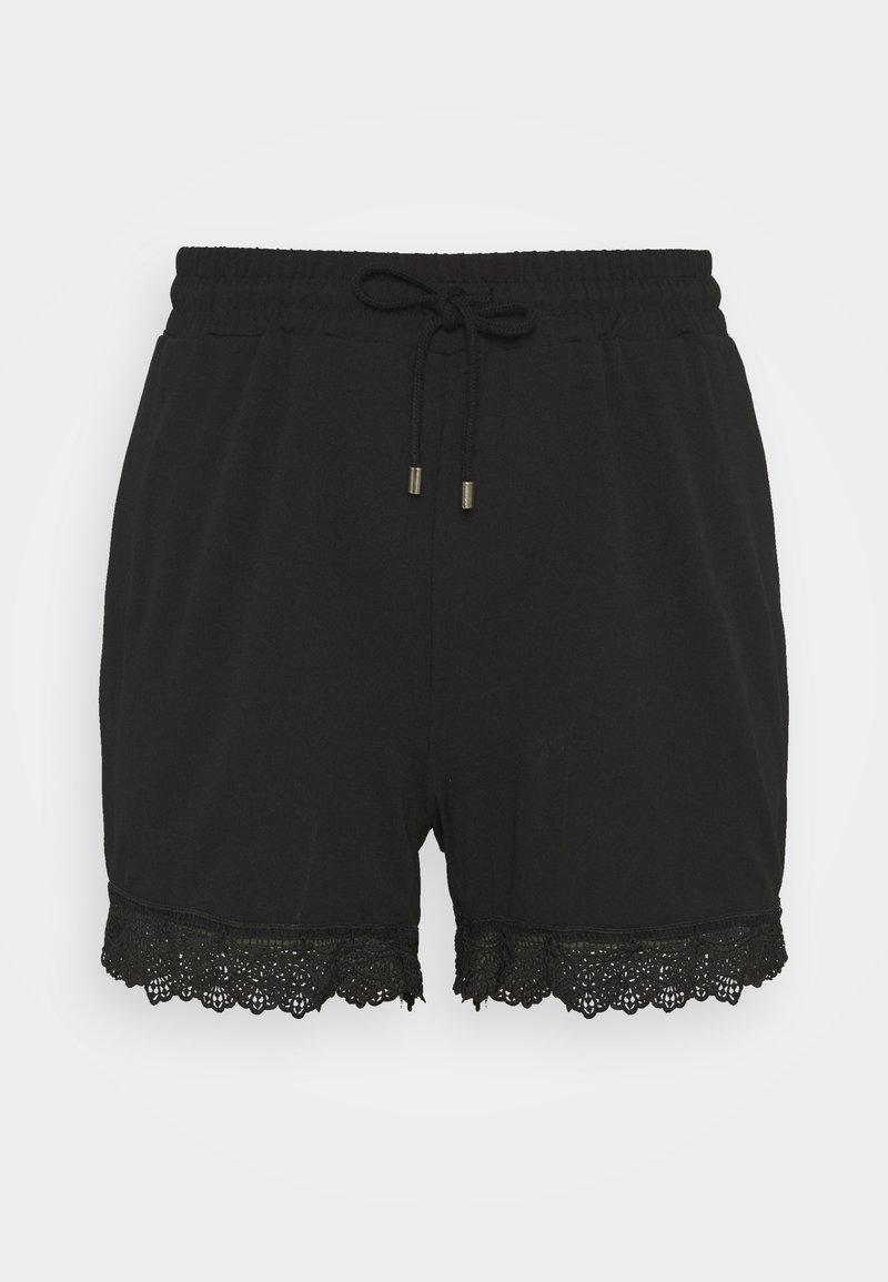 Vero Moda Curve - VMIBERIS - Shorts - black