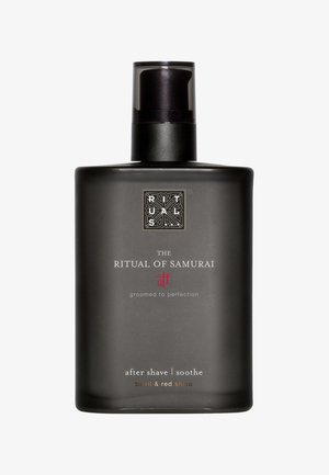 RITUALS THE RITUAL OF SAMURAI AFTER SHAVE SOOTHING BALM  - Aftershave balm - -
