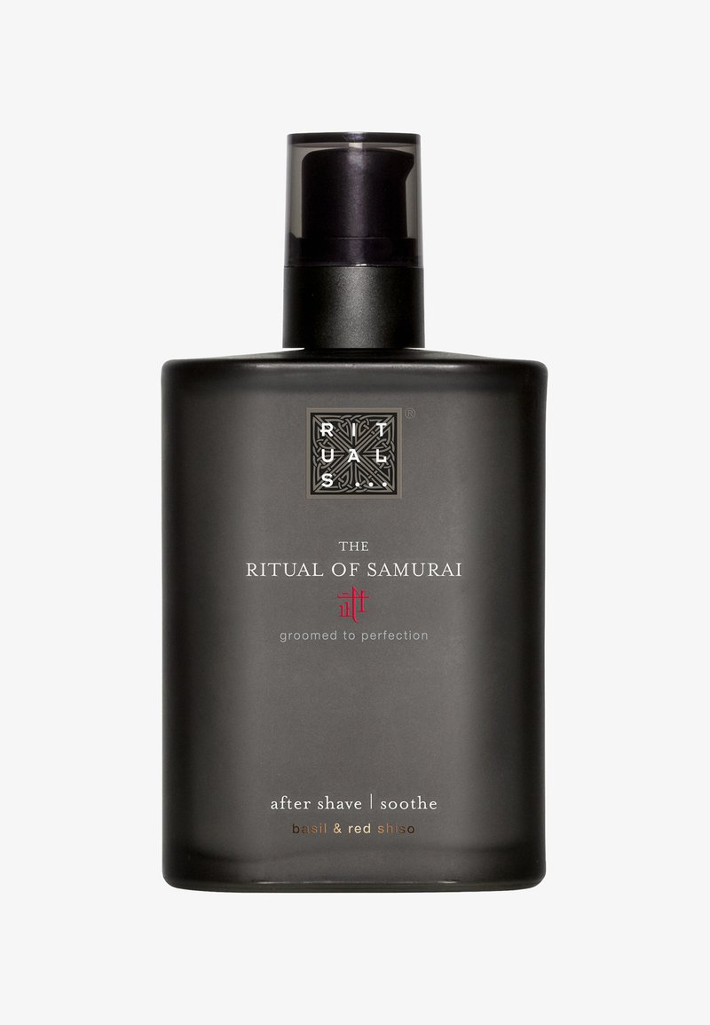 Rituals - RITUALS THE RITUAL OF SAMURAI AFTER SHAVE SOOTHING BALM  - Aftershave balm - -