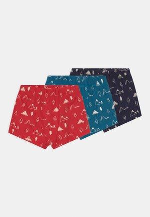 SEAN PRINTED BOXER 3 PACK - Onderbroeken - multi-coloured
