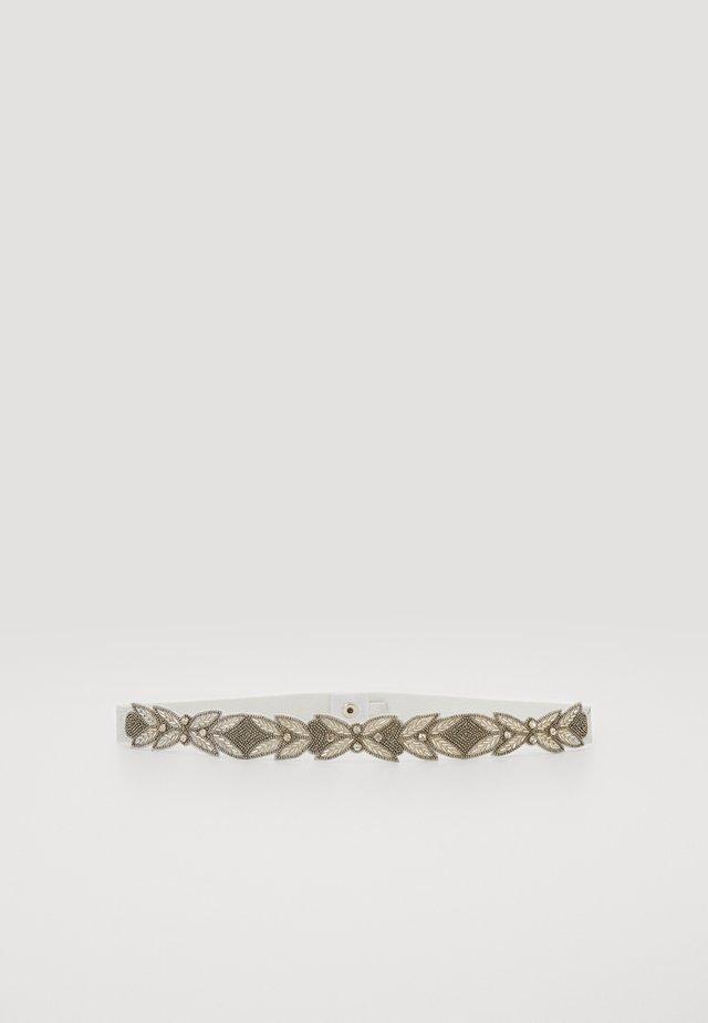 SPERLITA - Waist belt - silver