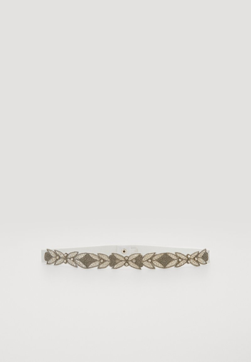 NAF NAF - SPERLITA - Taljebælter - silver