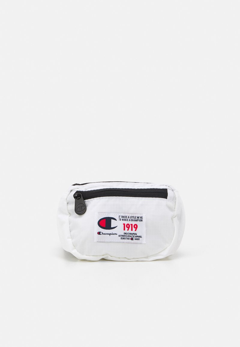 Champion Reverse Weave - BELT BAG UNISEX - Bum bag - white