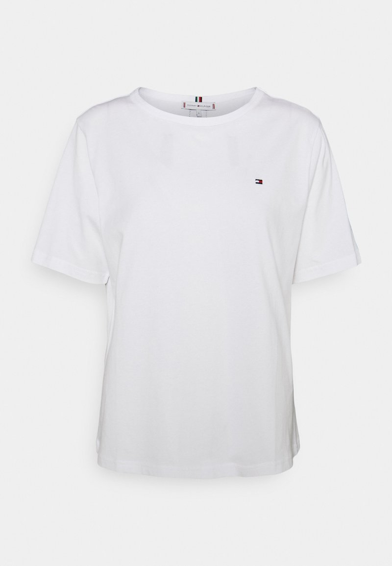 Tommy Hilfiger - RELAXED - T-shirt con stampa - white