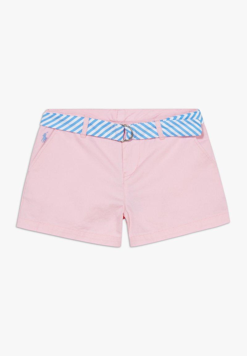 Polo Ralph Lauren - SOLID BOTTOMS - Kraťasy - carmel pink