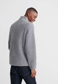 Superdry - Fleece jacket - grey - 2