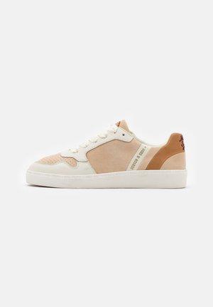 LAURITE - Sneakers basse - beige