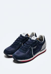 Pepe Jeans - TINKER CITY 21 - Trainers - dark blue - 2